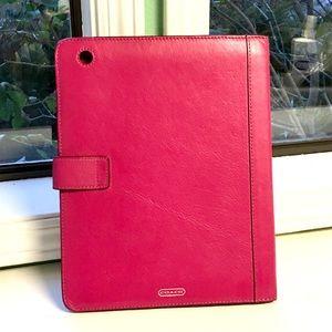 Coach iPad 2 Case